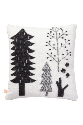 [도나윌슨_Donna Wilson]Forest woven Cushion