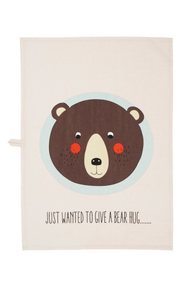 [오이오이_OYOY]Tea Towel_Bear